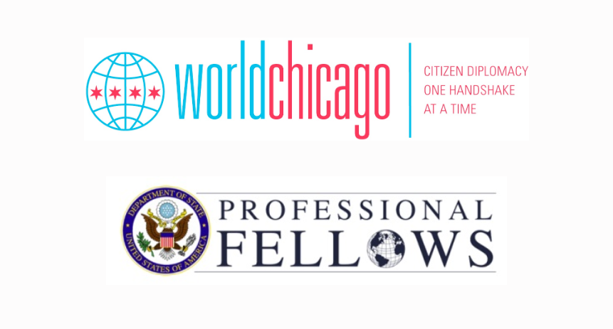 "Applications for ""WorldChicago"" are open!"