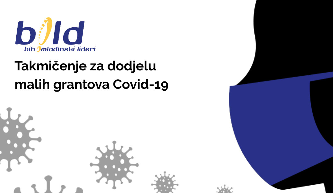 Takmičenje za dodjelu malih grantova Covid-19