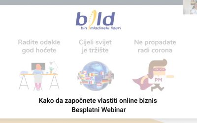Kako da započnete vlastiti online biznis | Besplatni Webinar sa Farisom Biogradlićem