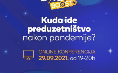 BOLD BOOST+ program online conference
